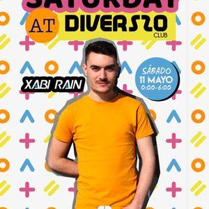 Sesión Diversso Club 11 Mayo