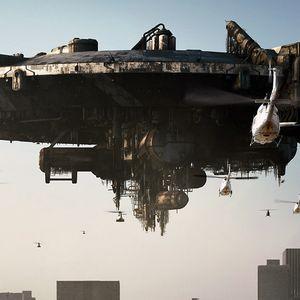 Shambala 2012 UFO stage