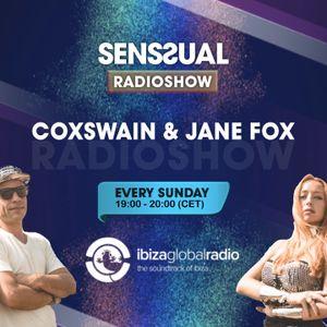 Coxswain & Jane Fox - Senssual Radio Show 182 - Ibiza Global Radio