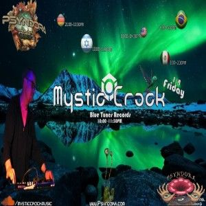 Mystic Crock-Psyndora Radio Show 2016