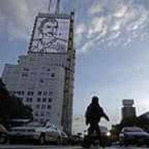 """""""Anochece en Buenos Aires"""" con Magui Tiesso (Legisladora FPV) 28 de junio."""
