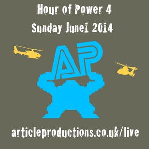 AP LIVE Hour Of Power 4 - Sunday June1 2014