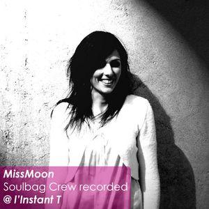 MissMoon mix recording @ l'Instant T 17/12/2011