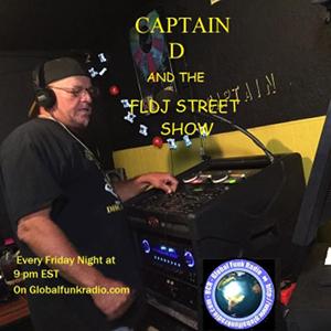 Captain D - FLDJ Street Show (Fri 2 Sep 2016)