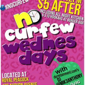 No Curfew Wednesday Mix [90's Inpired]