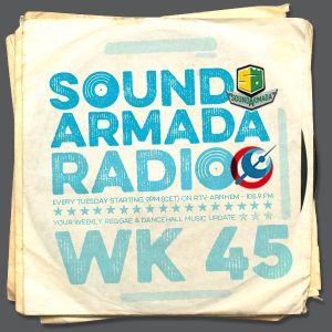 Sound Armada Radio Week 45 - 2015