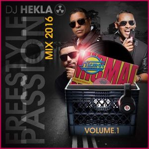 Freestyle Passion Mix 2016