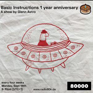 Basic Instructions For Leaving Earth Nr. 12 w/ Glenn Astro (14/09/20)