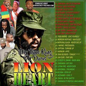 Lion Of Juda Reggae Mixtape