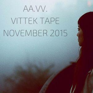 Vittek Mixtape - November 2015
