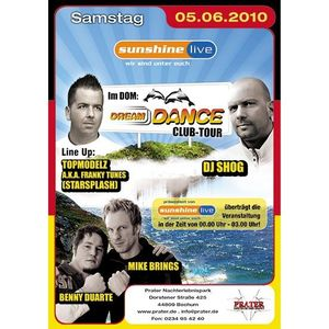 Starsplash aka Franky Tunes Live @ Dream Dance Club-Tour 05.06.2010 (Part 2)