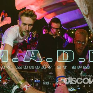 Lucidity Episode 02 with M.A.D.E. (Andrew Fang Guest Mix)