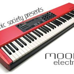 electronic society presents... Moody electro vol 2