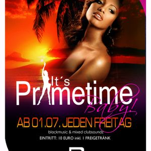 It's Primetime Baby! Promo mixed by DJ Jiggy Dee