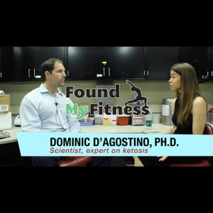 Dominic D'Agostino, Ph.D. on Modified Atkins Diet, Ketosis, Supplemental Ketones and More