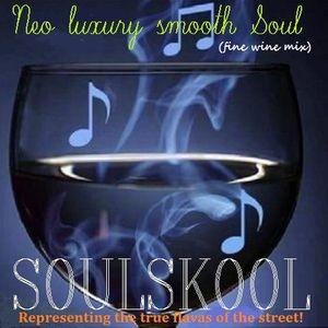 NEO 'LUXURY SMOOTH' SOUL (fine wine mix) Featt: Funmilayo,Ashley DuBose,Nessa Morgan,Selina Albright