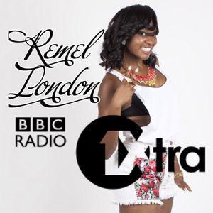 Remel London on BBC Radio 1xtra - Xtra Talent 20th January 2014
