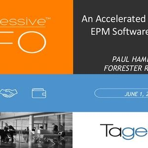 Analyst Insights: An Accelerated Approach to EPM Software Selection