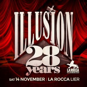 "DJ Wout Radioshow week 46 ""28 Years Illusion"""