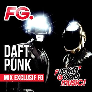 Daft Punk - Mix Special, Radio FG - 1998