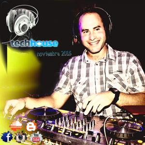 Dj Manillas- Tech House Noviembre 2015