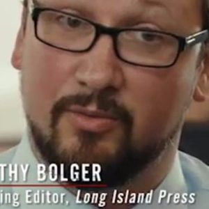 Manager and Editor of Long Island Press Timothy Bolger LIVE on LI in the AM!