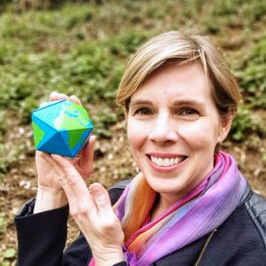 Choose to be Curious #78: Putting Curiosity on the Map, with Cartographer Alison Davis-Holland