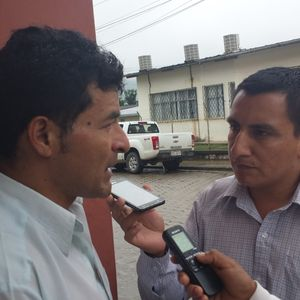 Tarquino Cajamarca defensor de comunidad indigena CASCOMI