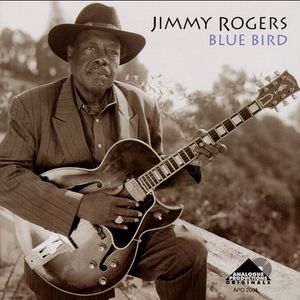 Jimmy Rogers - LP Blue Bird