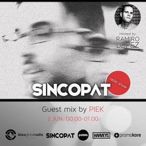 Piek - Sincopat Podcast 014
