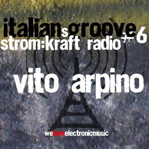 Italiansgroove @ StromkraftRadio with Vito Arpino
