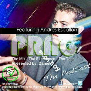 Daniel V PodCast June 2012 ft. Andres Escallon: The Mix - The Experience - The Tour