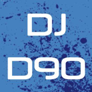 DJ D90 July 2011 Electro Mix