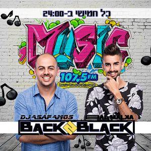Back2Black || 107.5FM Radio Haifa-By Gal Malka & Asaf Amos || Show 26 || 7 May 2015