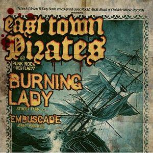 ACOUPHENES! SHOW #003 (27-03-2014) BURNING LADY (street-punk ASL) @ El Diablo, Lille, FR