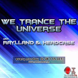 RayLland & Headcase Pres. We Trance The Universe #012