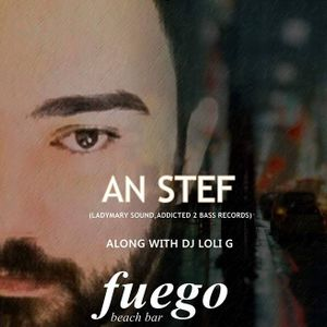 @Fuego beach bar (live set) An_Stef 6/11/2015