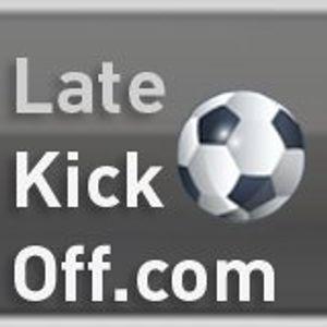 Latekickoff.com Football Podcast - 23rd October 2012 - Magic Mata helps chelsea unlock Tottenham