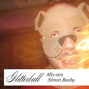 Glittermix 001 - Simon Busby
