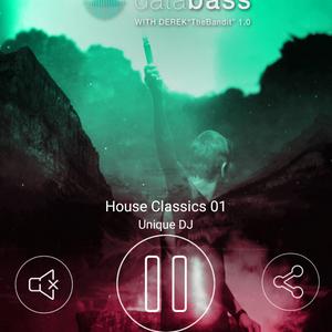 Unique Dj - House Classics Vol 01