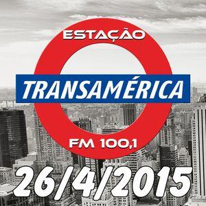 Estacao Transamerica | 26/4/2015