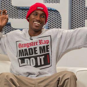 Hopsin – i  huvudet på en helt vanlig vansinnig rappare