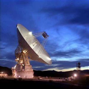 Radio 'Deep Space' . . . 08.05.2016