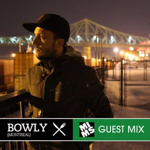MIMS Guest Mix: BOWLY (ESL, Nasty FM)