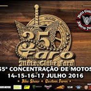 Entrevista - 35ª Concentração de Motos de Faro - José Amaro - 12Jul
