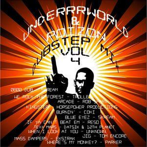 underrrworld & Poizon dubstep mashup mix vol.4