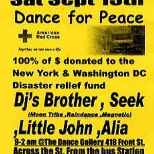 Dance For Peace (Raindance 9/11 Benefit 2001)
