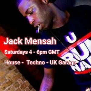 Jack Mensah - 27/03/16 - www.goodvibeslive.net
