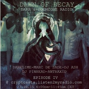 Dj Ash @ Dawn Of Decay , 23.1015