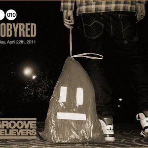 Groove Believers #010: Bobyred